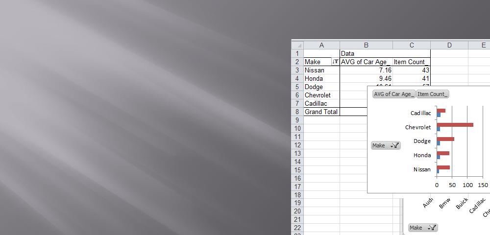 ExcelSlider